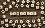 benefit word tiles