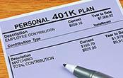 401(k) form