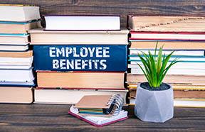 Employee Benefits book