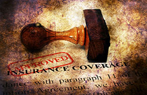 insurance coverage document