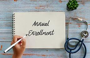 aunnual enrollment notebook