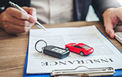 toy car and key fob